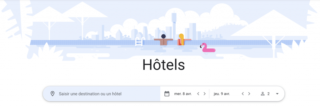 Googleホテルを効果的に使う方法