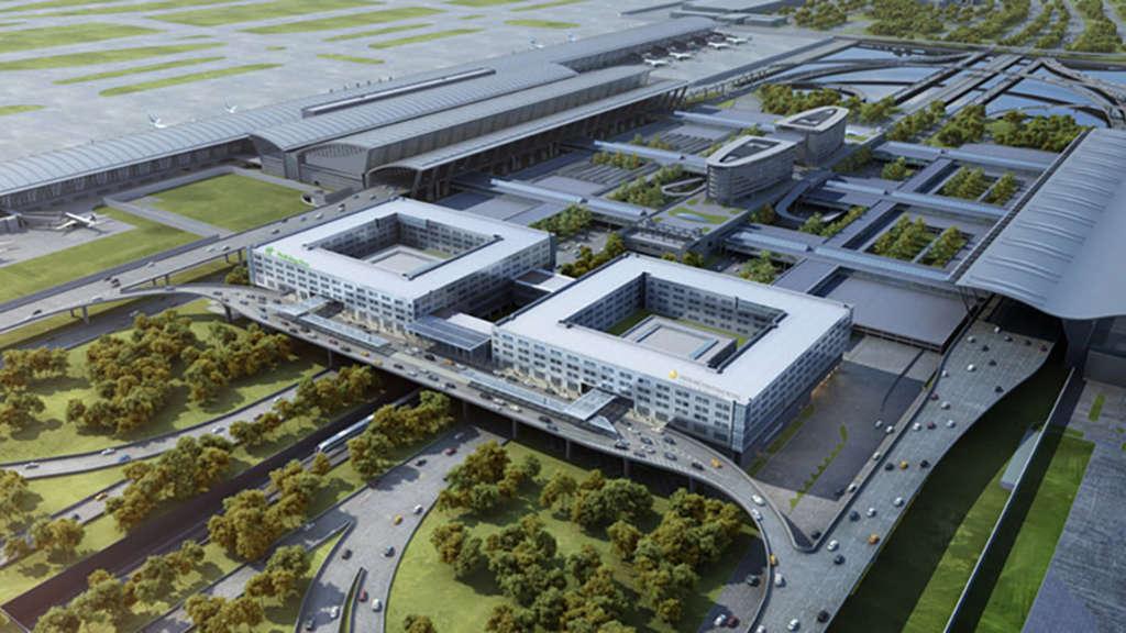 上海浦東空港(PVG)直結のIHGホテルが2つ、2024年にオープン予定