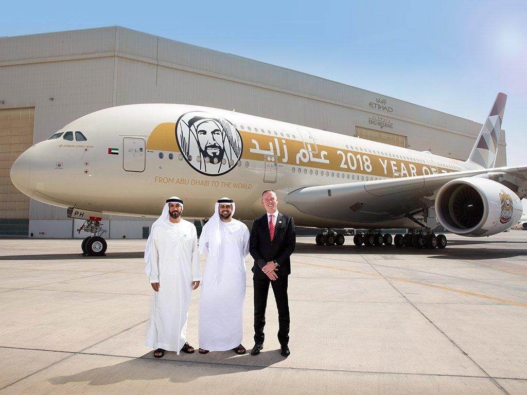 エティハド航空(EY)のエアバスA380が退役か・・・?!