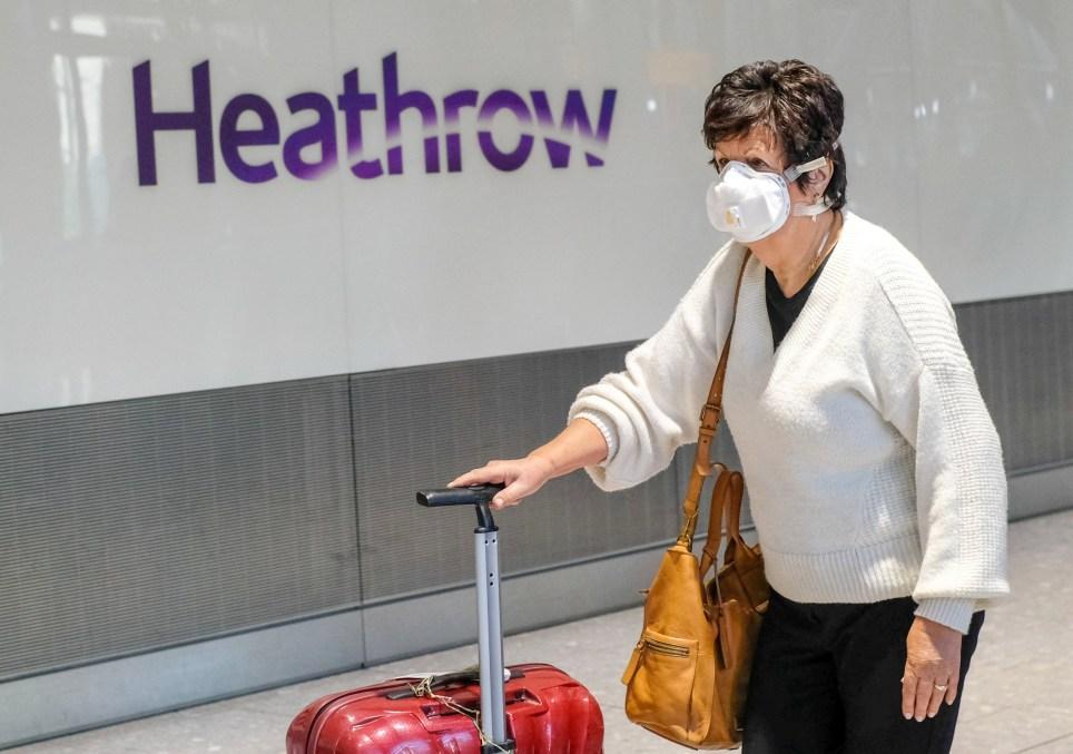 マスクの着用が必須の航空会社