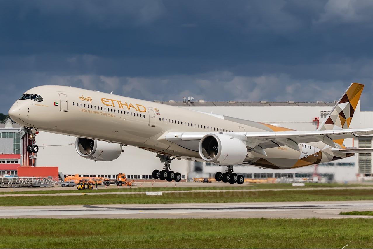 エティハド航空(EY)のA380は運航継続予定!A350も