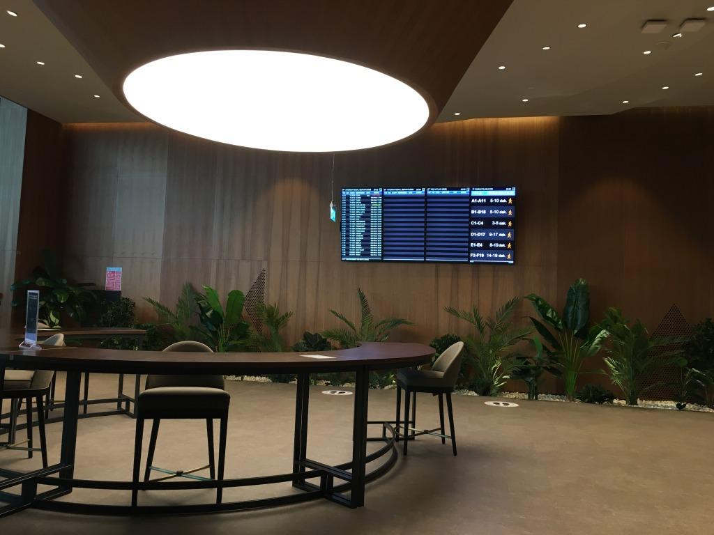Lounge Review : イスタンブール空港(IST) IGA Lounge