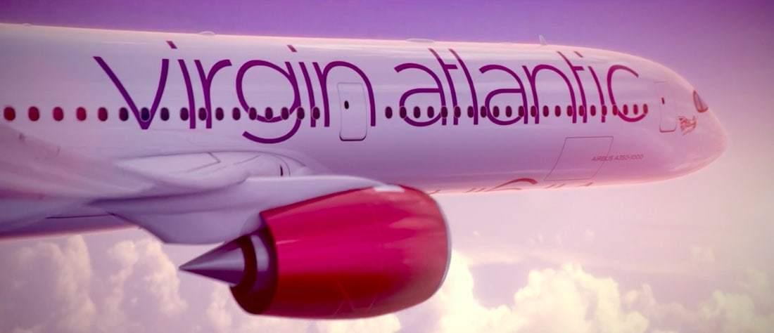 さよなら、ヴァージン・アトランティック航空(VS)・・・ではありません!