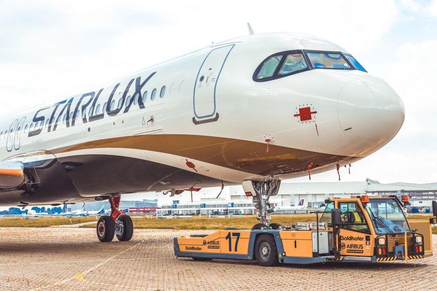 台湾のスターラックス航空(JX)がエアバス A330-900neo機材を発注