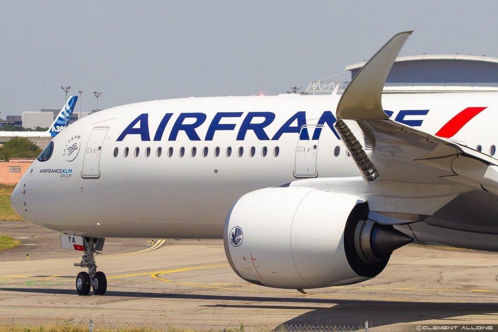 エールフランス航空(AF)がエアバス A350機材にファーストクラスを導入?