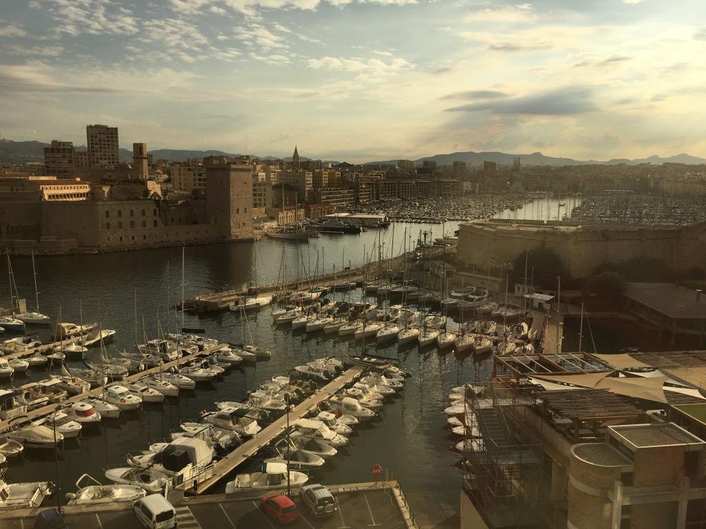 Hotel Review : ソフィテル マルセイユ ビューポール (Sofitel Marseille Vieux-Port) オペラスイート(Opera Suite Room)