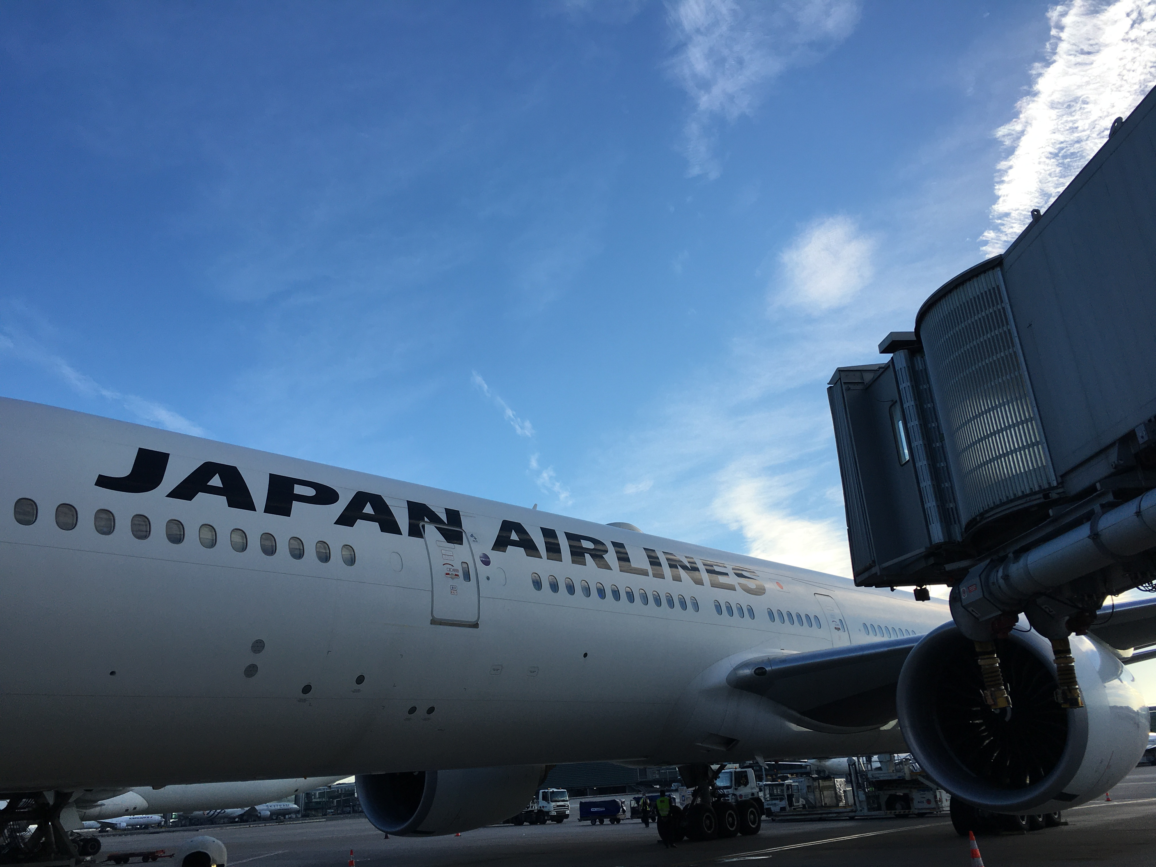 Business Class Review : 日本航空(JL) JL46  パリシャルル・ド・ゴール(CDG) – 羽田(HND)