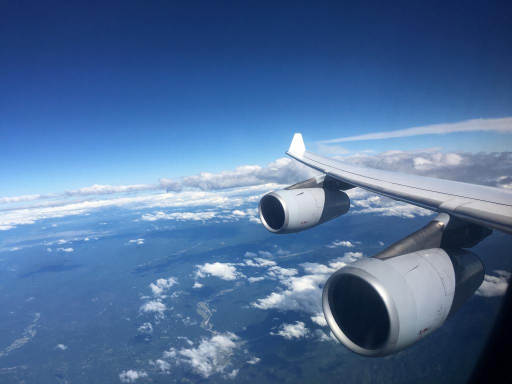 Business Class Review : ルフトハンザ・ドイツ航空(LH) LH717 羽田(HND) – フランクフルト(FRA) エアバス A340