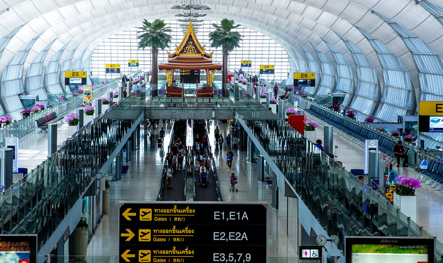 バンコク・スワンナプーム空港(BKK)に航空会社数社が再乗り入れ開始