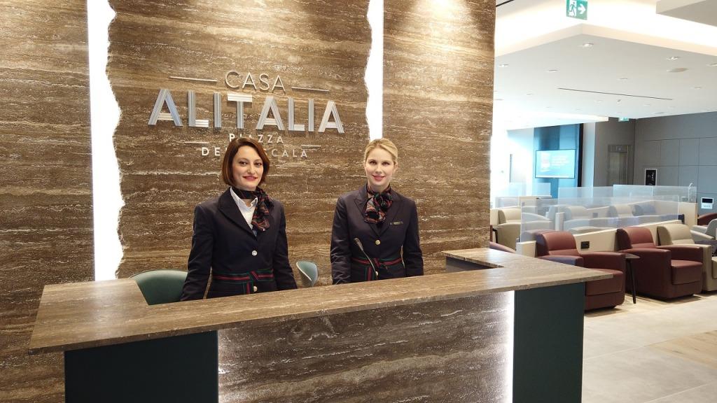 国有化された新生アリタリア航空(AZ)の新会社名が決定!