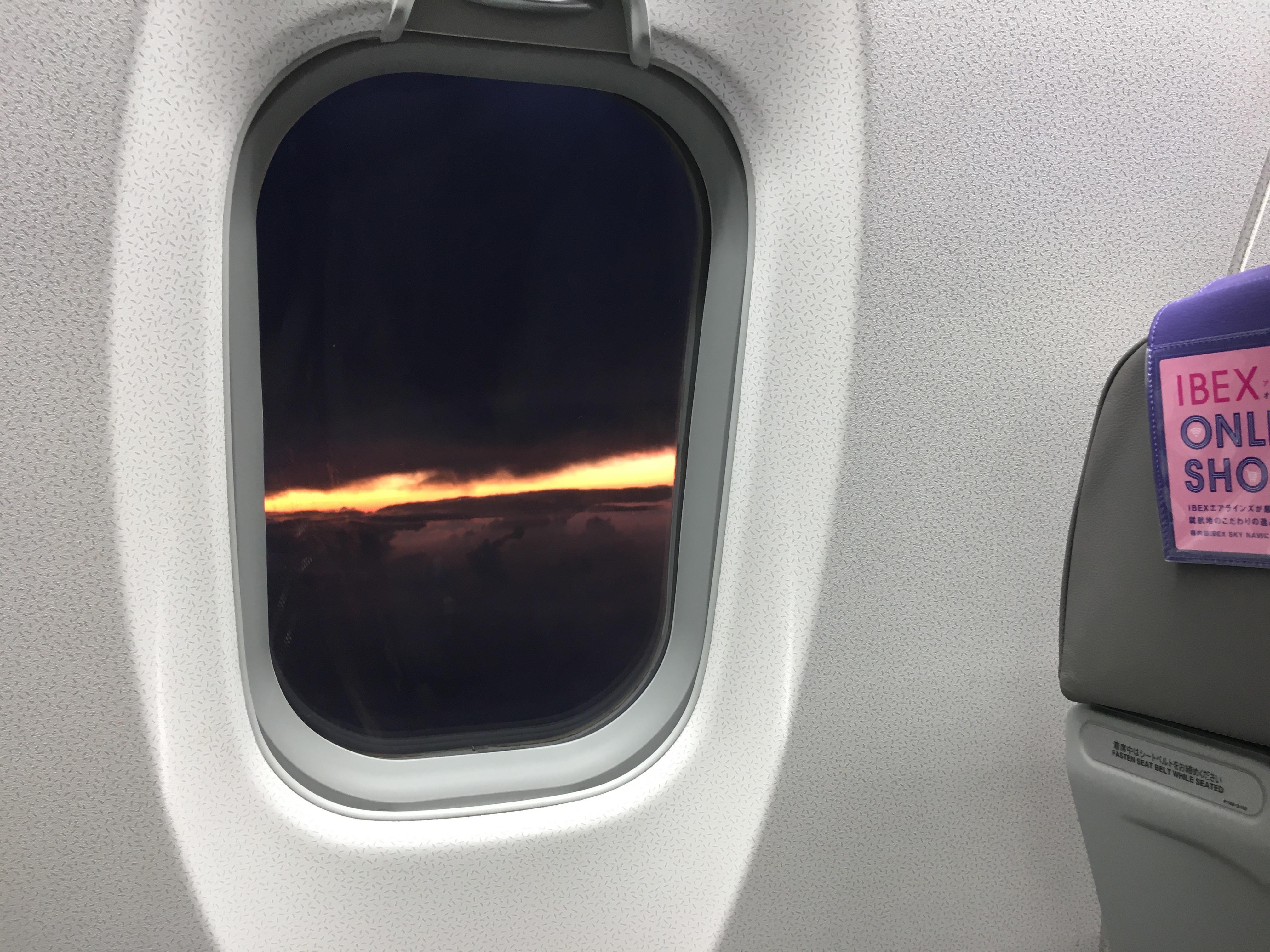 ANA(NH)と共同運航を行っているIBEXエアラインズ(FW)が成田(NRT)・小松(KMQ)から撤退