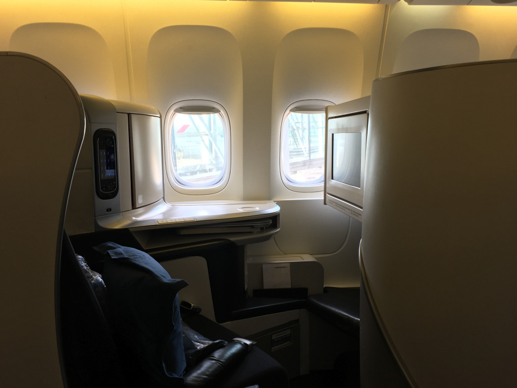 Business Class Review : エールフランス航空(AF) AF276(パリシャルルドゴール(CDG) – 成田(NRT))