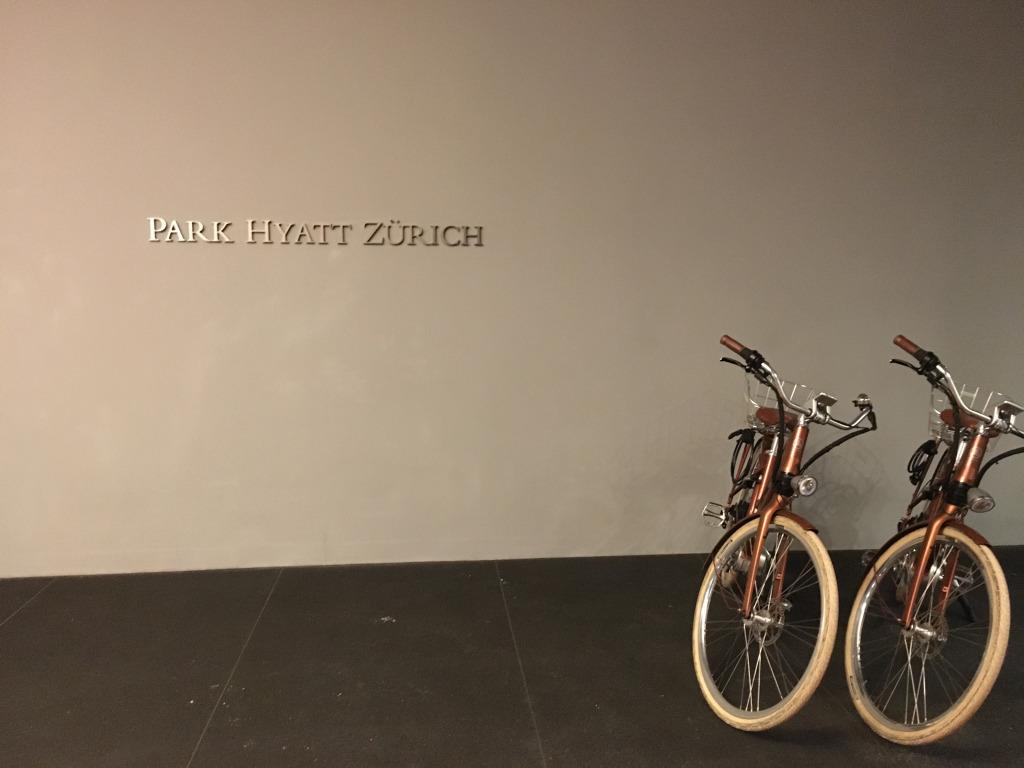 ハイアット ライフタイムグローバリストへの道#63(パークハイアットチューリッヒ(Park Hyatt Zurich) パークスイート キング(Park Suite King Room))
