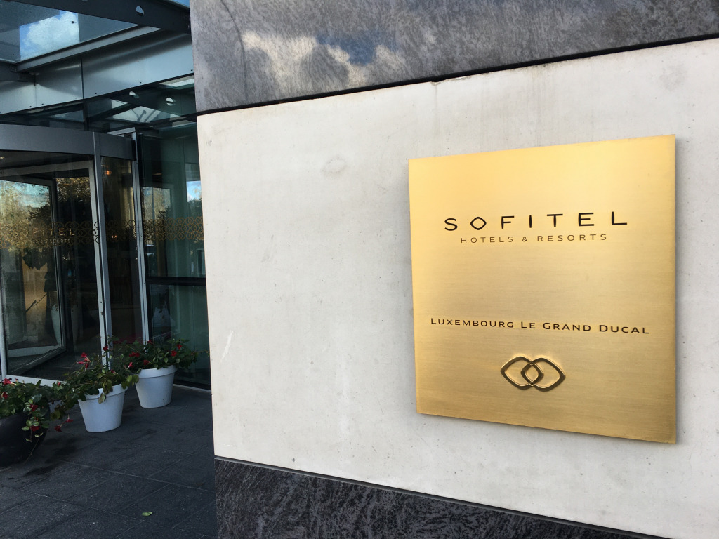 Hotel Review : ソフィテル ルクセンブルク ル グラン デュカル(Sofitel Luxembourg Le Grand Ducal)