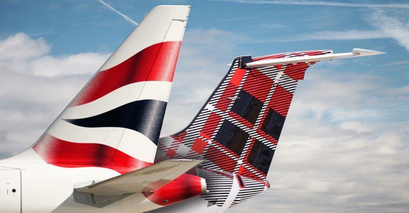 ブリティッシュ・エアウェイズ(BA)短距離路線向け機材の機内WiFiが搭載完了