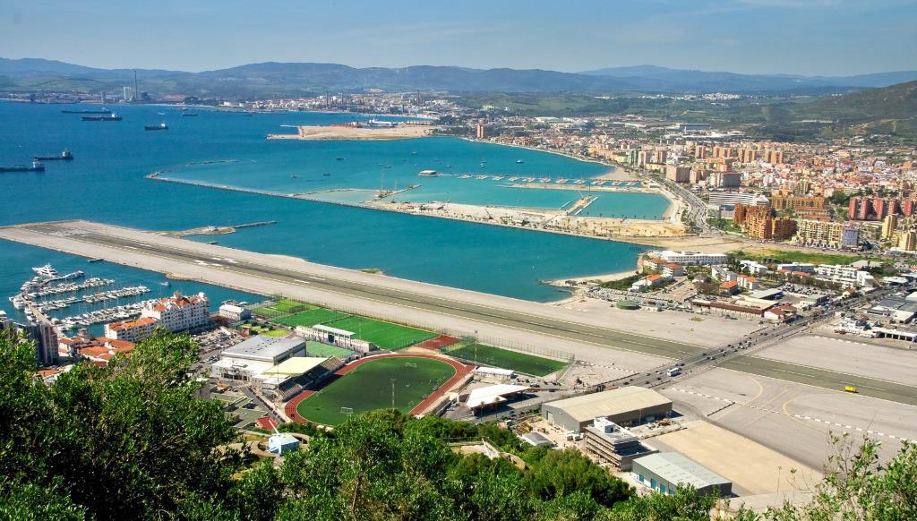 ジブラルタルがシェンゲン協定加盟