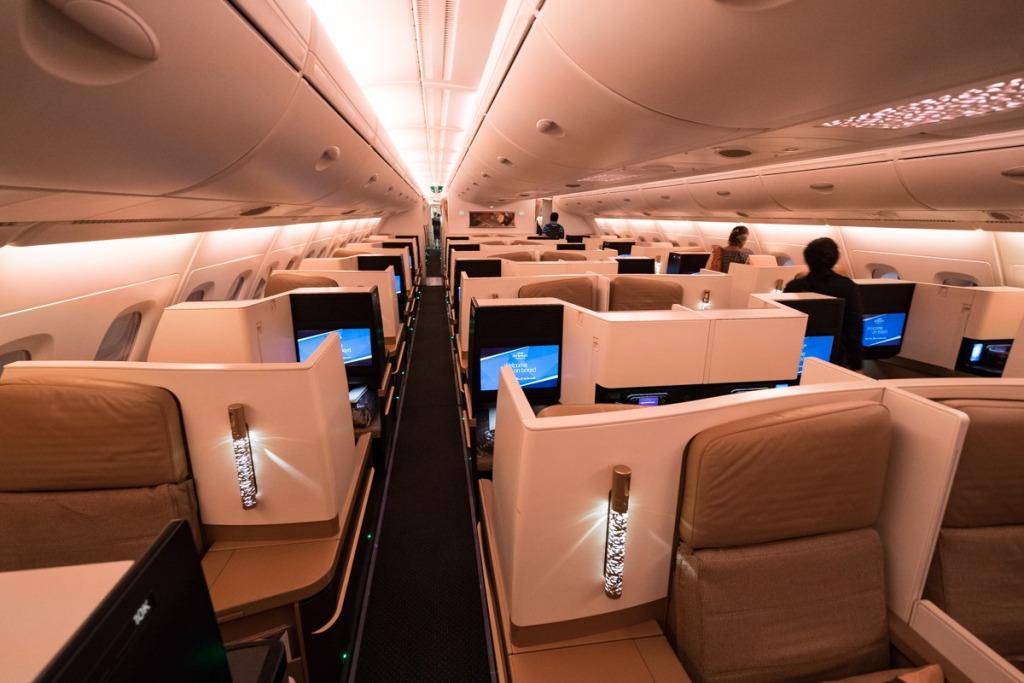 エティハド航空(EY)の座席アップグレードガイド