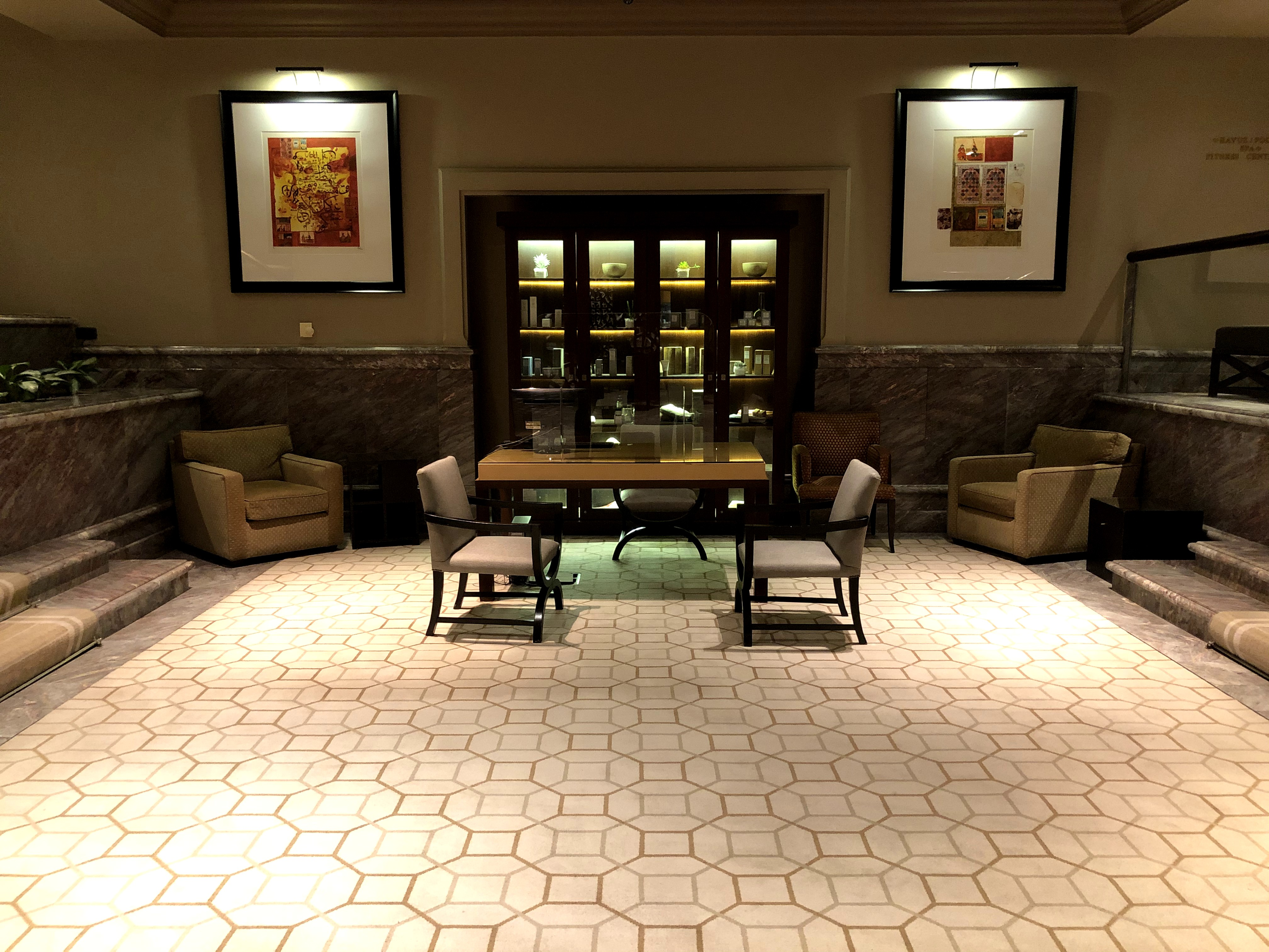 ハイアット ライフタイムグローバリストへの道#65(グランドハイアット イスタンブール スイートグランドキング(Grand Hyatt Istanbul Suite Grand King Room))