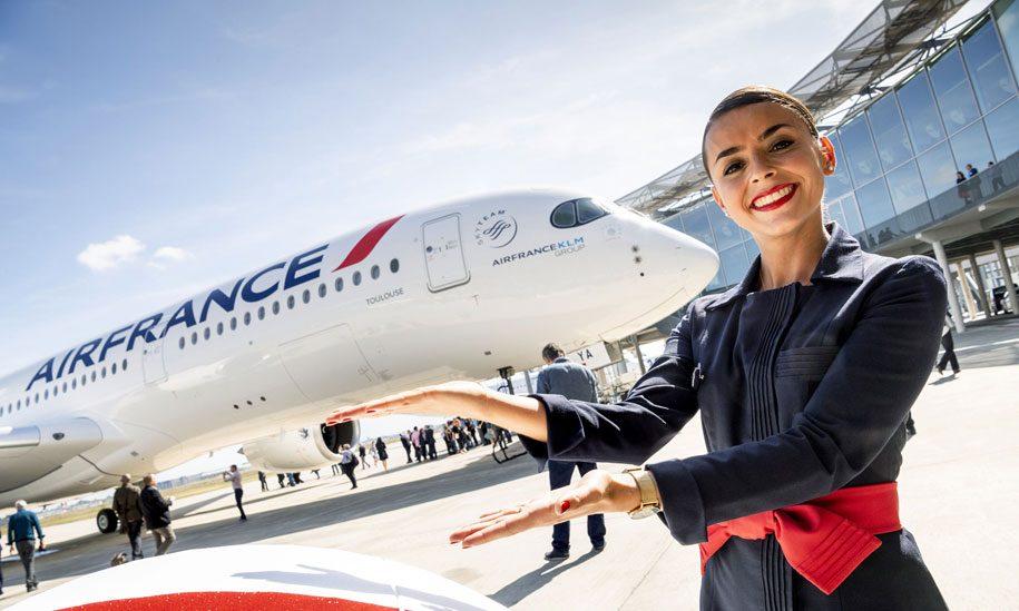 エールフランス航空(AF)の新しい機内安全ビデオ