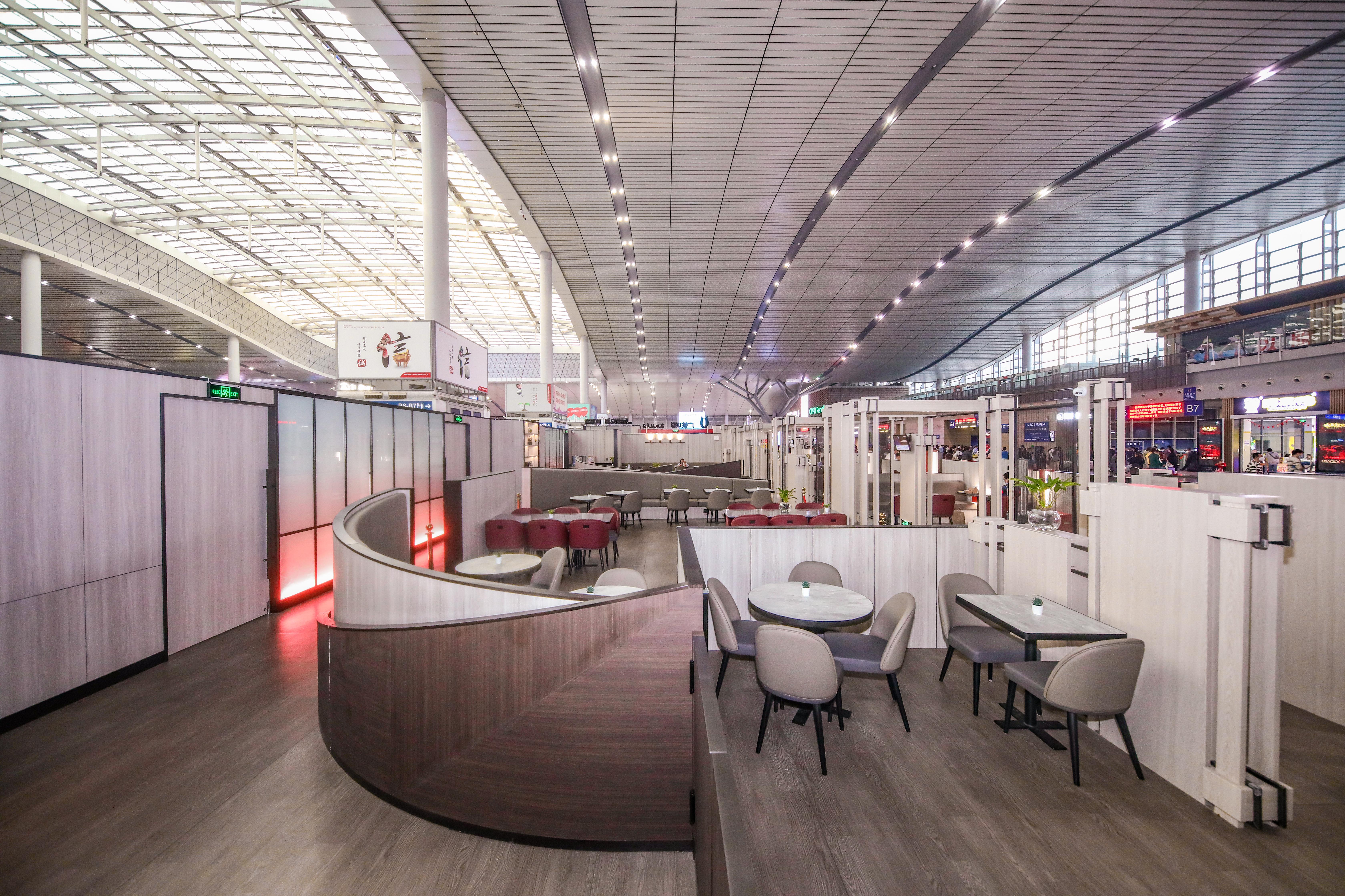 プラザプレミアムラウンジが中国の鉄道駅にオープン