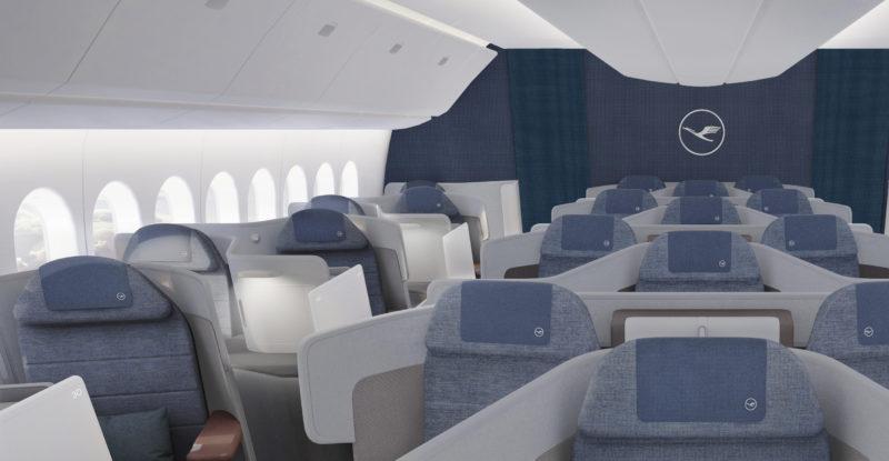 ルフトハンザ・ドイツ航空(LH)の新しい機材のデビュー計画