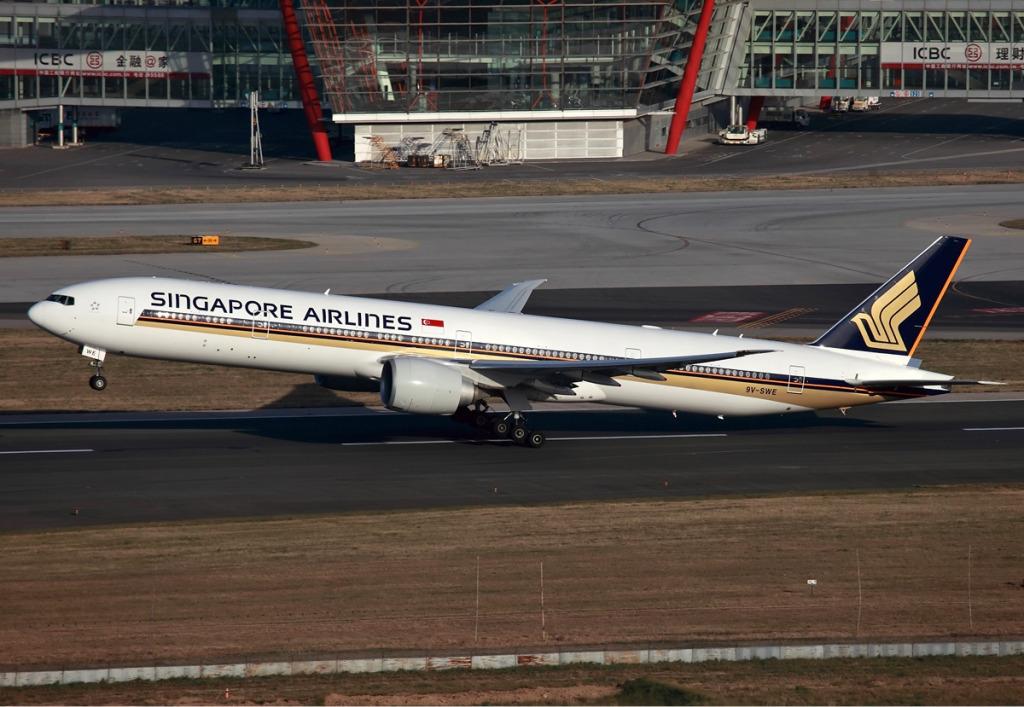 シンガポール航空(SQ)のファーストクラスが復活。エアバス A380も?