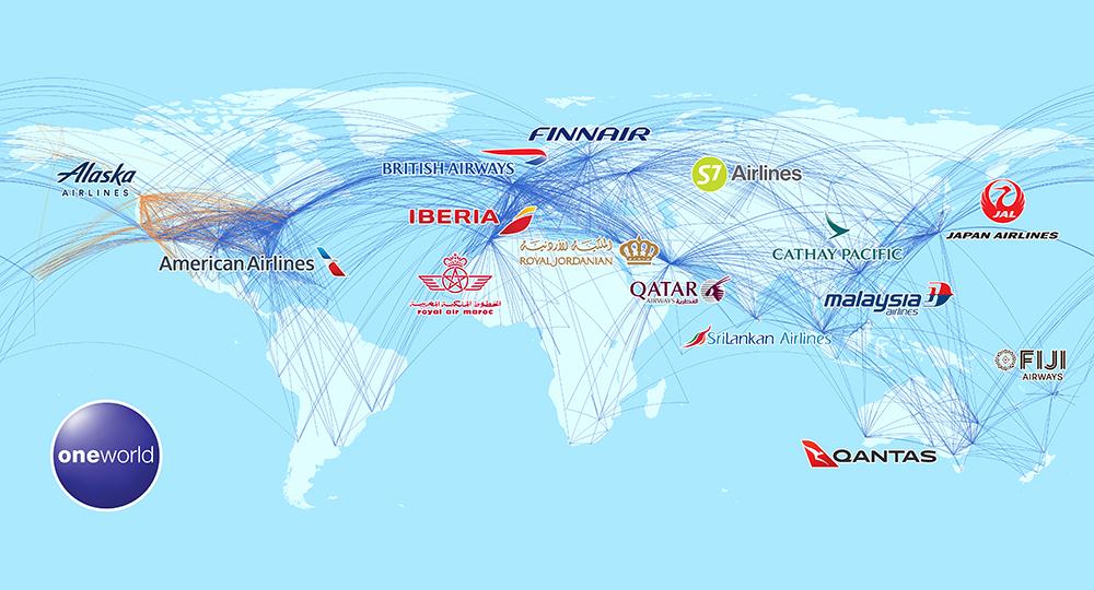 アラスカ航空(AS)のワンワールド加盟について氣になること