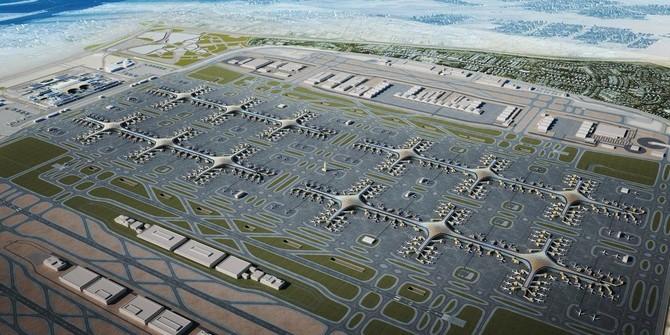 エミレーツ航空(EK)の空港移転計画