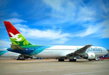 エティハド航空(EY)とセーシェル航空(HM)が提携を解消