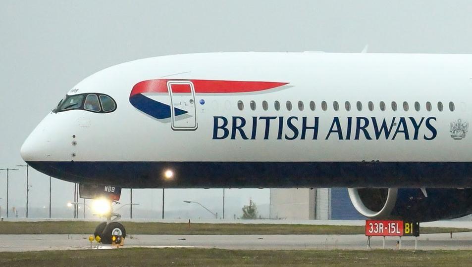 ブリティッシュ・エアウェイズ(BA)の新しいCM