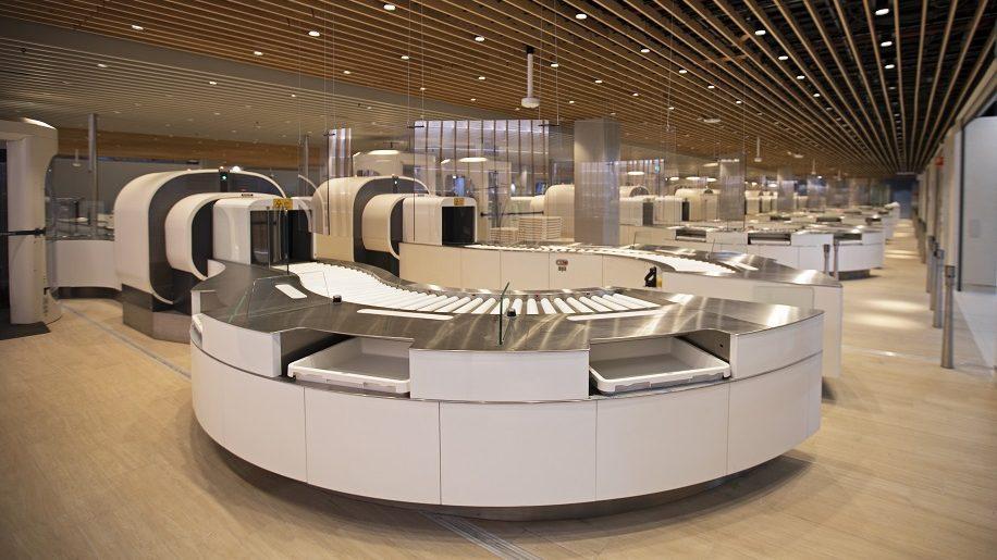 アムステルダム空港(AMS)の手荷物検査で、ノートPCなどを取り出さなくてよくなります