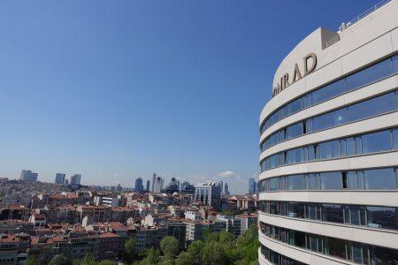 Hotel Review : コンラッドイスタンブールボスポラス パークスイート バルコニー付き(Conrad Istanbul Bosphorus PARK SUITE WITH BALCONY)