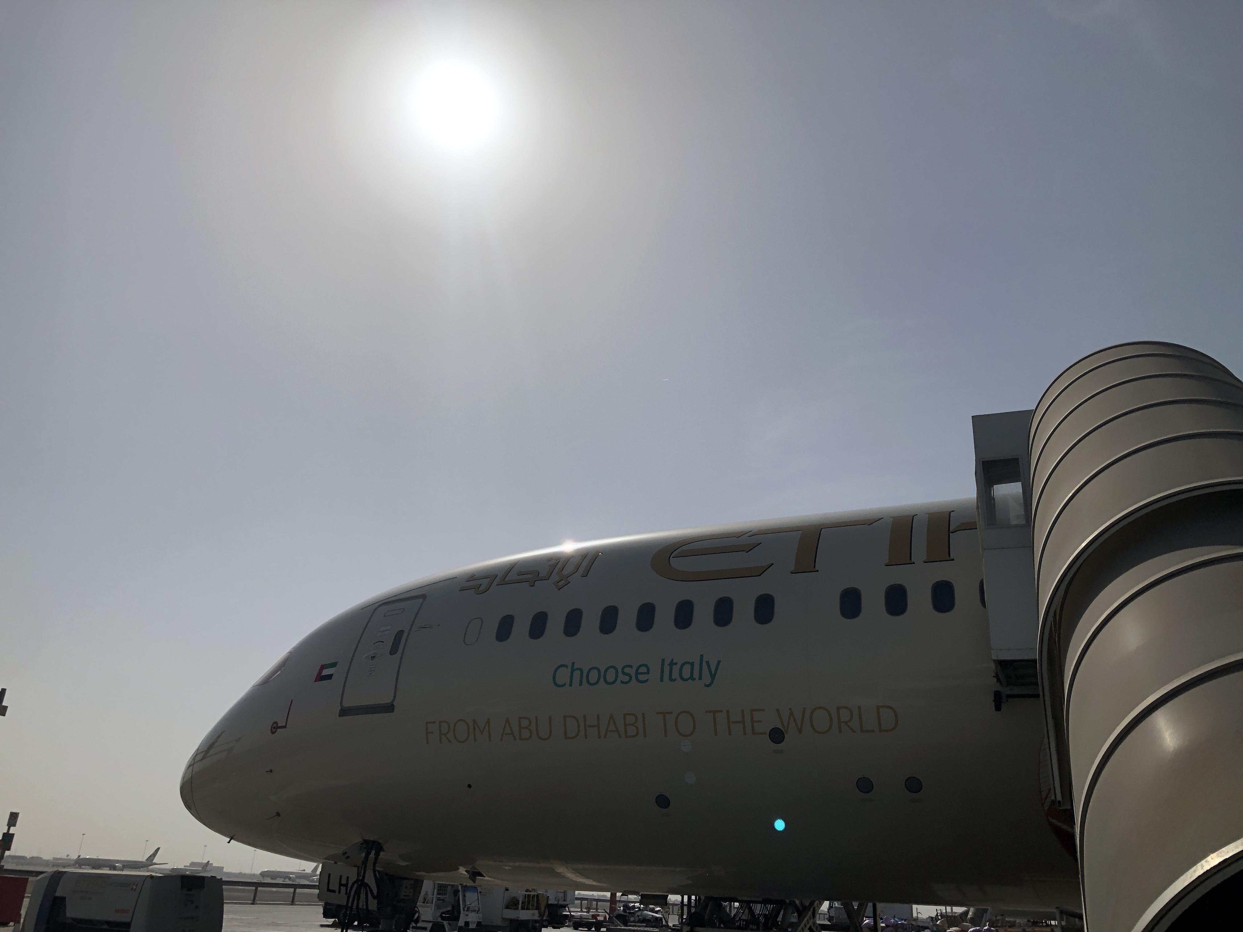 エティハド航空(EY)上級会員に対する待遇はどんなものか?(レモンミントを例に)