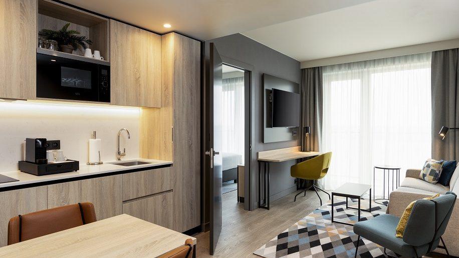 レジデンス・イン・バイ・マリオット(Residence Inn by Marriott)がブリュッセル空港(BRU)にオープン