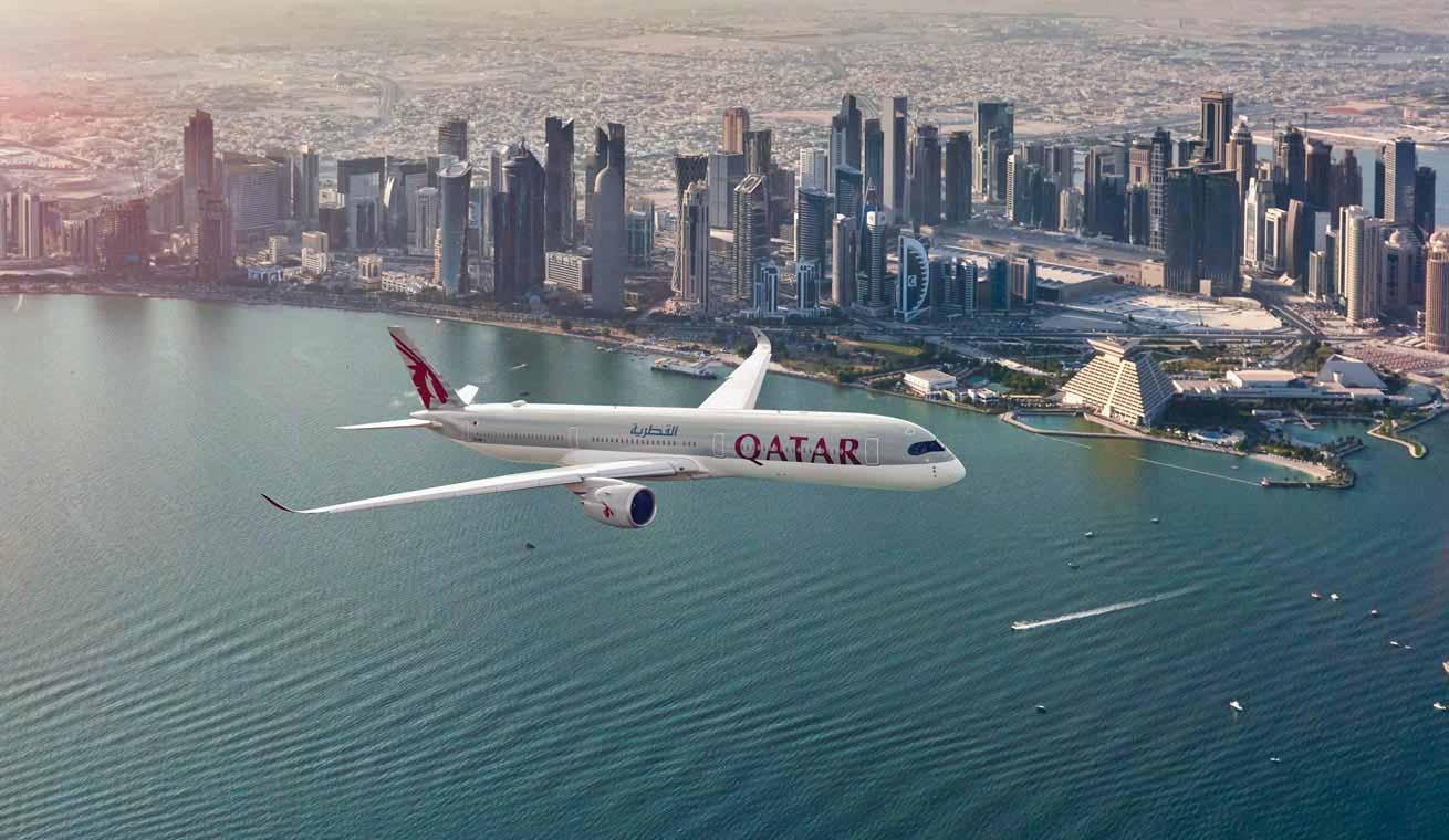 カタール航空(QR)のステータス獲得優遇(2021/12/31まで)