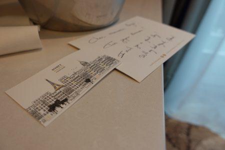 ハイアット ライフタイムグローバリストへの道#70(ハイアット パリマドレーヌ ジュニアスイート(Hyatt Paris Madeleine Junior Suite Room))