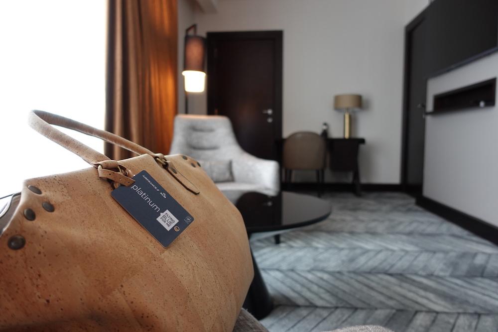 Hotel Review : ソフィテル リスボン リベルダーデ オペラスイート(Sofitel Lisbon Liberdade Opera Suite Room)