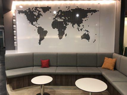 Lounge Review : プラハ空港(PRG) マスターカードラウンジ(Mastercard Lounge)