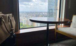ハイアット ライフタイムグローバリストへの道#71(ハイアットリージェンシー東京(Hyatt Regency Tokyo))