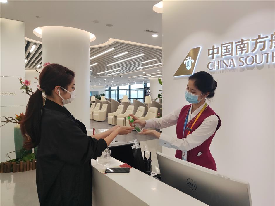 プライオリティ・パスで中国南方航空(CZ)のラウンジが利用できます