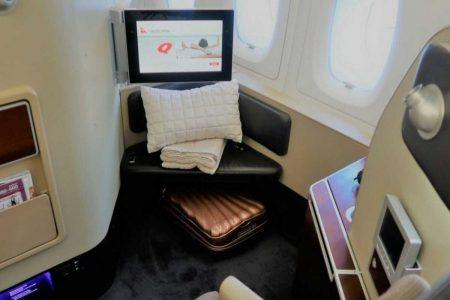 カンタス航空(QF)のエアバス A380が戻ってきます