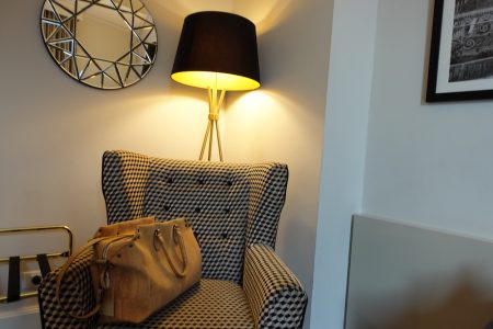 Hotel Review : ホテルチェッレターニフィレンツェ Mギャラリー (Hotel Cerretani Firenze MGallery Superior Room)