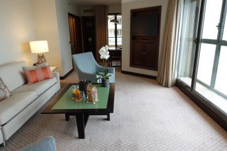 ハイアット ライフタイムグローバリストへの道#72(ハイアットリージェンシーニース パレ ドゥ ラ メディテラネ(Hyatt Regency Nice Palais de la Méditerranée Sea View Suite Room))