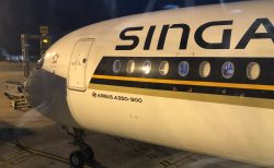 Business Class Review : シンガポール航空(SQ) SQ378(シンガポール(SIN) – ミラノ(MXP)) Airbus A350-900