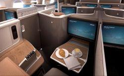 中国国際航空(CA)の新しいエアバス A350機材は全て「ビジネススイート」座席!