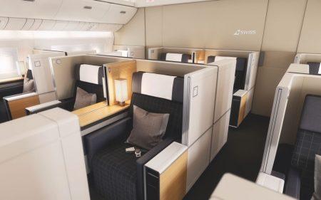 スイスインターナショナルエアラインズ(LX)のファーストクラス搭乗を考える