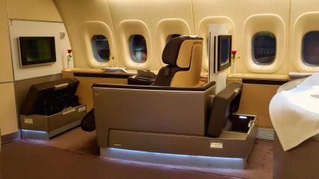 ルフトハンザ・ドイツ航空(LH)のファーストクラスがマイレージで予約しやすくなりました