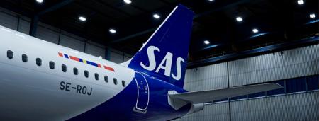 スカンジナヴィア航空(SK)の新しいグループ会社