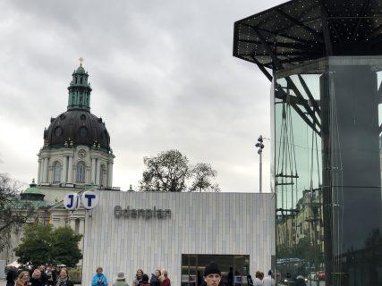 A Stockholm Travelogue : Walking around city(2021年9月ストックホルム旅行記)