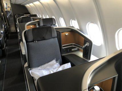 Business Class Review : スカンジナヴィア航空(SK) SK1419 SK983 ストックホルム(ARN) – X/コペンハーゲン(CPH) – 羽田(HND) 機内食はヴィーガンミール(VGML)
